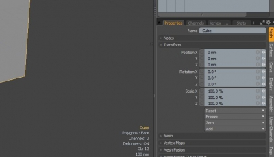 MODO - shorts | Gang-editing