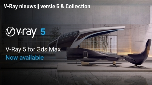V-Ray Nieus | V-Ray 5 & Collection