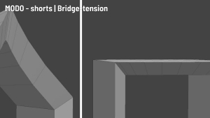 MODO - shorts | Bridge - tension